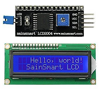 Arduino Due and I2C LCD example - ARM Learning